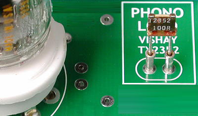 Phono Load Detail