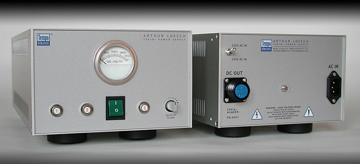Arthur Loesch 1201B+ Power Supplies